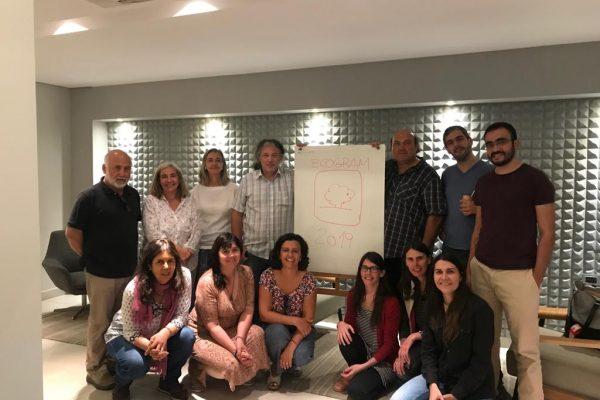 Reunión anual de la red Ecogram (CYTED) en Asunción, Paraguay