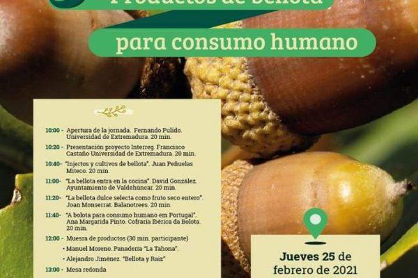 Jornada técnica y muestra comercial: Productos de bellota para consumo humano