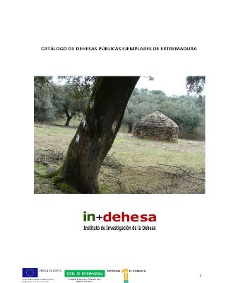 Catálogo de Dehesas Públicas